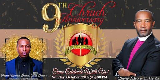 Family of Faith Christian Center 9th Church Anniversary