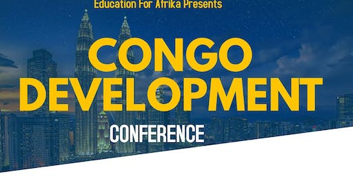 Congo Development Conference