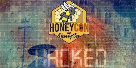 5º Congreso de Seguridad informatica de Guadalajara - HoneyCon 2019 entradas