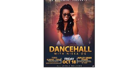 Dancehall with NiekaOG  tickets