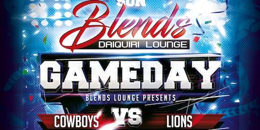 Cowboys vs Lions Watch Party