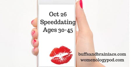 Chemistry  Speed Dating Party Singles 30-45 tickets