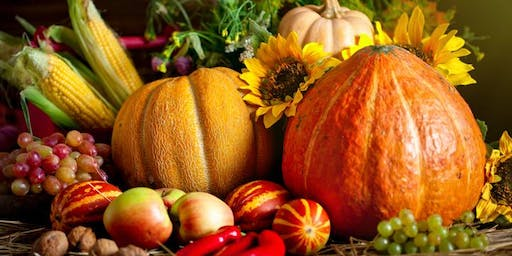A Plant Slant Thanksgiving-Cooking Show with the Blue Zones Project!