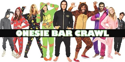 Onesie Bar Crawl - Bay City