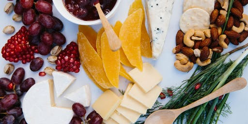 O'Come Winter Soiree: Sweet & Savory Charcuterie Workshop