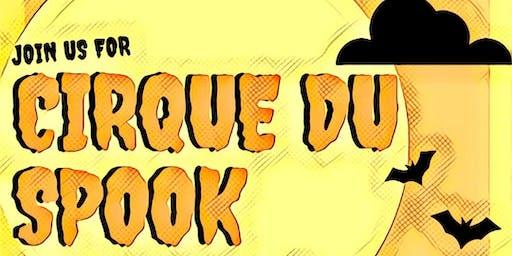 Cirque Du Spook Halloween Dance