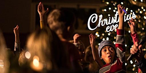 Christmas Eve in Kensington