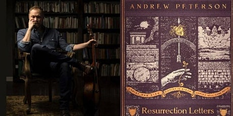 Andrew Peterson: Resurrection Letters Tour || Friday, April 16, 2021 tickets