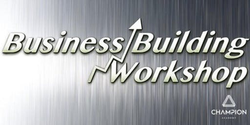 Business Building Workshop For Women - Liverpool Street, London