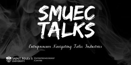 SMUEC Talks: Tattoos, Cannabis, & Alcohol tickets
