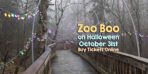 Zoo Boo at the Alaska Zoo