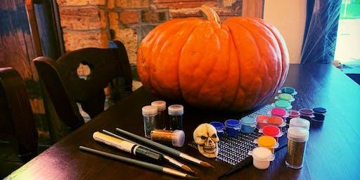 'Craft Saturday' - Pumpkins and Pints