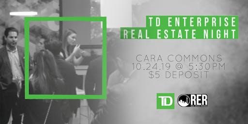 TD Enterprise Real Estate Night