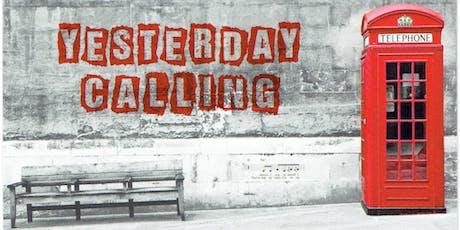 Yesterday Calling / Runway 27 tickets