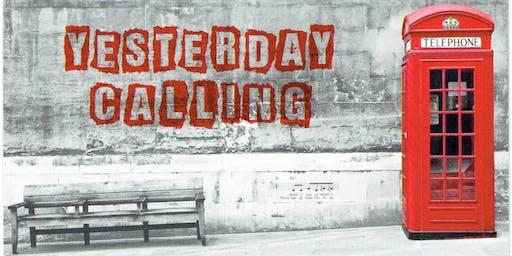 Yesterday Calling / Runway 27