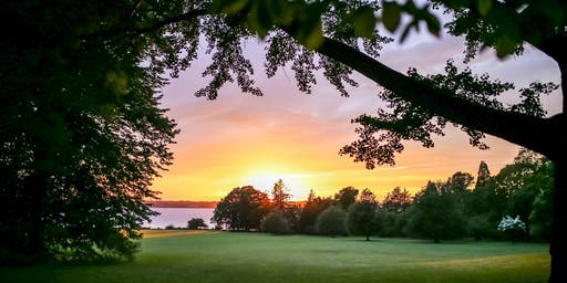 Sunset Photography Meetup at Blithewold