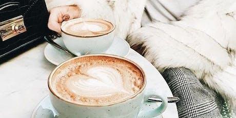 Empowered Women Coffee Talk - Newmarket Branch tickets