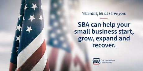 The SBA Celebrates National Veterans Small Business Week in Connecticut tickets