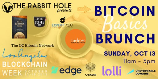 Bitcoin Brunch (Basics!)