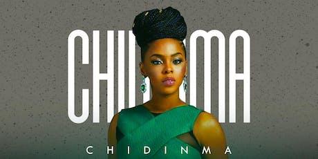 Chidinma Philadelphia Concert This Saturday tickets