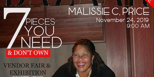 Malissie C. Price Holiday Bazaar