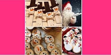 Snowmen, Santa and Cookies @ The Wellington tickets