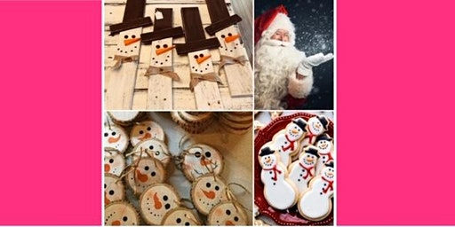 Snowmen, Santa and Cookies @ The Wellington