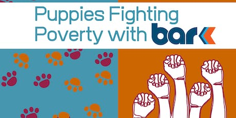Puppies Fighting Poverty with Bar K tickets