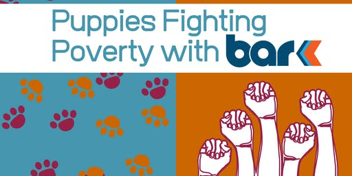 Puppies Fighting Poverty with Bar K