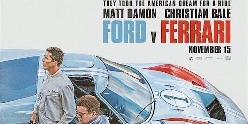 MTA Central West: Ford vs. Ferrari movie night, Palmerston North