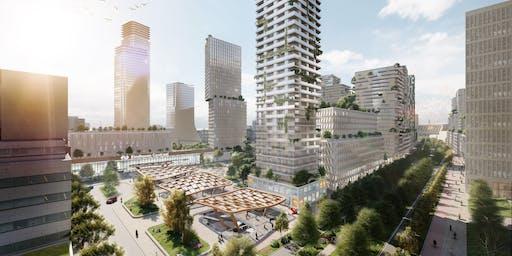 Inspiratieavond stationsgebied Eindhoven - van skyline naar eyeline