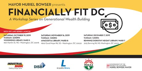 Financially Fit DC: A Workshop Series on Generational Wealth Building tickets