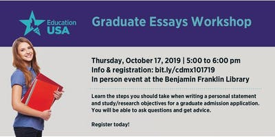 Graduate Essay Workshop