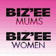 Biz'ee Women & Biz'ee Mums logo
