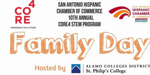 Alamo College District - St. Philip's STEM FAMILY DAY