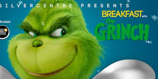 Breakfast with the Grinch 2019