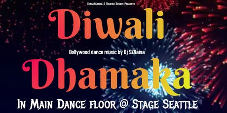Bollywood Diwali dance party at StageSeattle Main  tickets