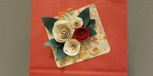 Paper Roses on the Run w/Pam