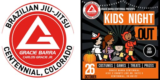 GB Centennial Kids Night Out Halloween Party