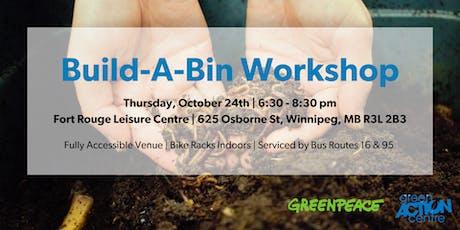 Build-a-Bin Workshop tickets