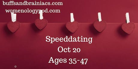 Speeddating Party for Boston Singles 35-47 tickets