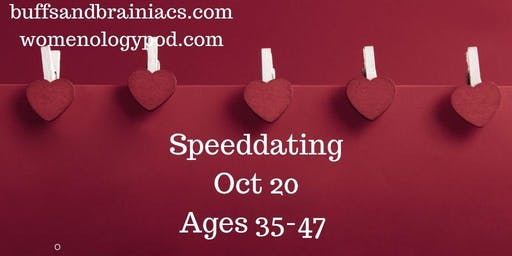 Speed Dating Party for Boston Singles 35-47