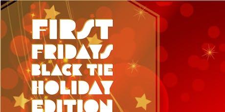 """First Fridays: Black Tie """"Schomburg Angel"""" Holiday Edition  tickets"""