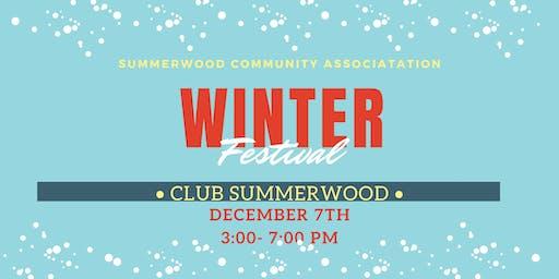 Summerwood Winter Festival 2019