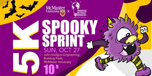 Run To End Poverty: 5K Spooky Sprint