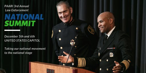 PAARI National Law Enforcement Summit