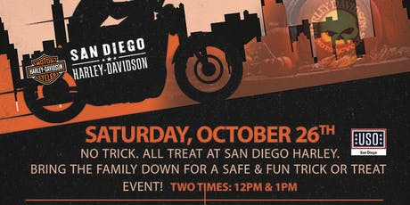 All Hallow's Eve at Harley! tickets