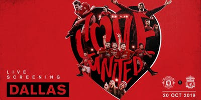#ILOVEUNITED Dallas