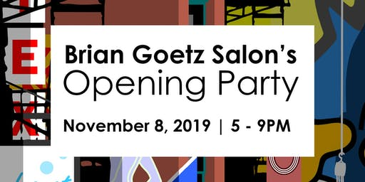 Brian Goetz Salon's Opening Party