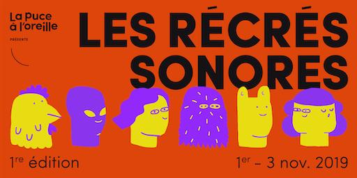 LES RÉCRÉS SONORES